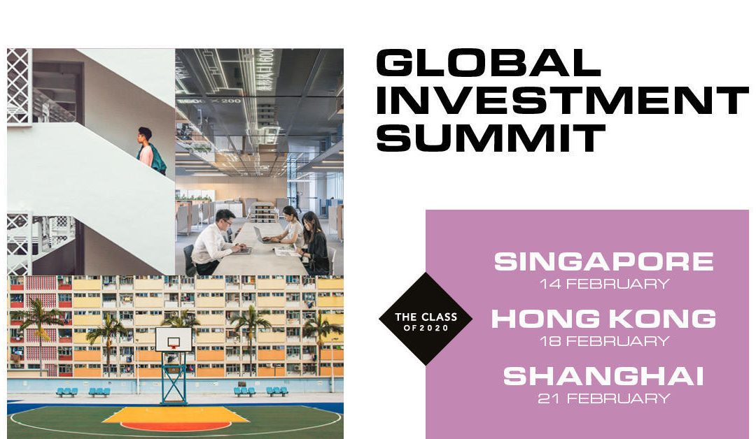 Global Investment Summit Asia