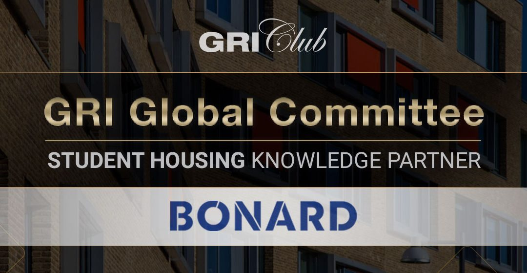 GRI to deliver more student housing insights to its members by BONARD partnering