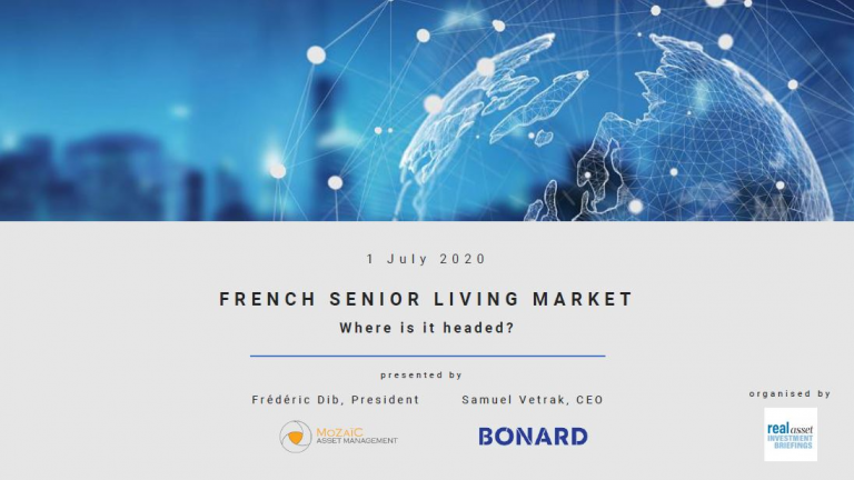 Where is the French Senior Living market headed?