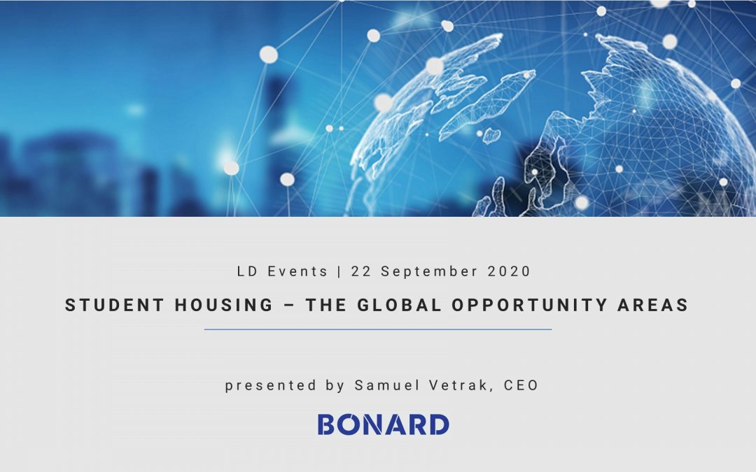 LD Events: Student Housing Conference – UK, Europe and Global Markets