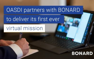 OASDI partners with Bonard to deliver its first ever virtual mission