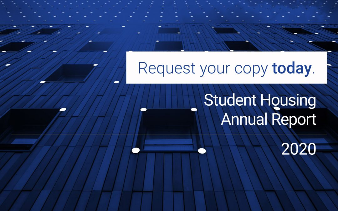 Student Housing Annual Report 2020