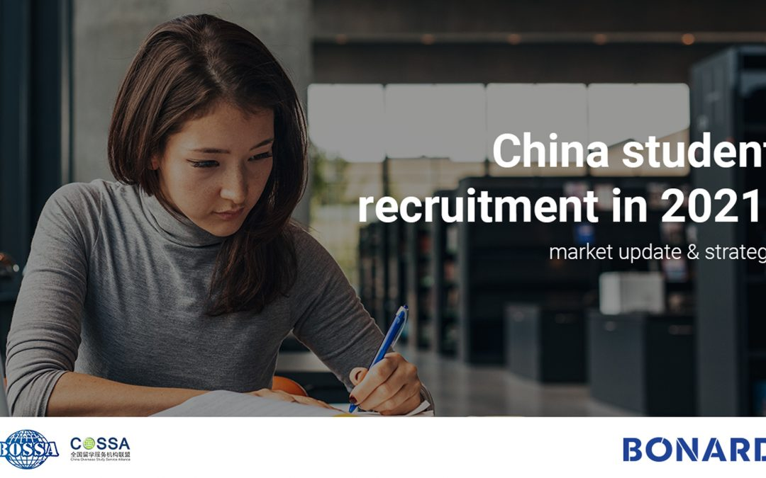 China student recruitment in 2021: market update & strategy
