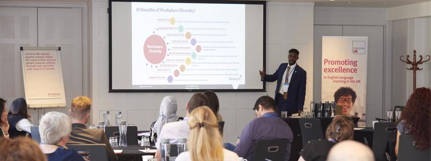 English UK Marketing Conference pushes route to recovery